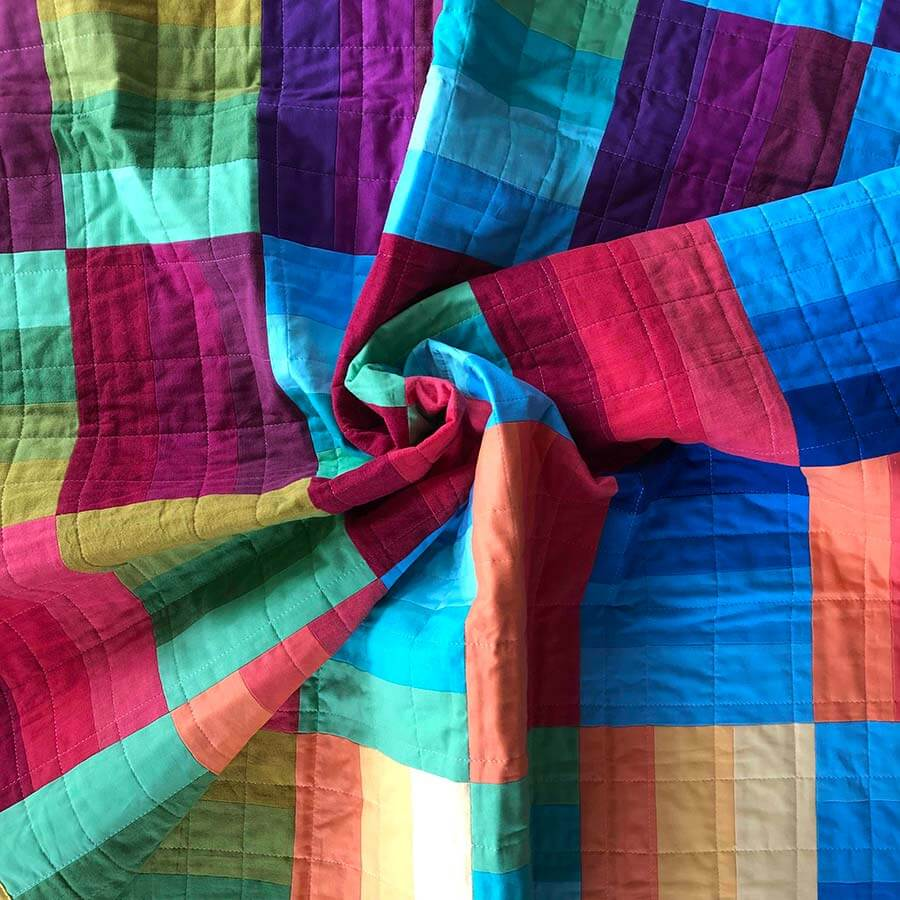 Quilt Pattern «Before Sunset»