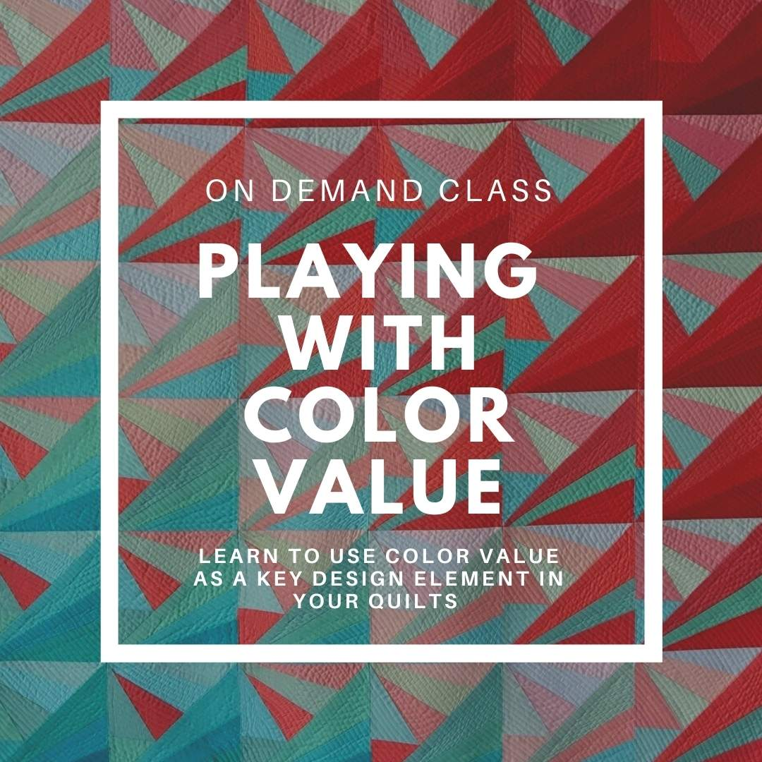 On demand class, playing with color value